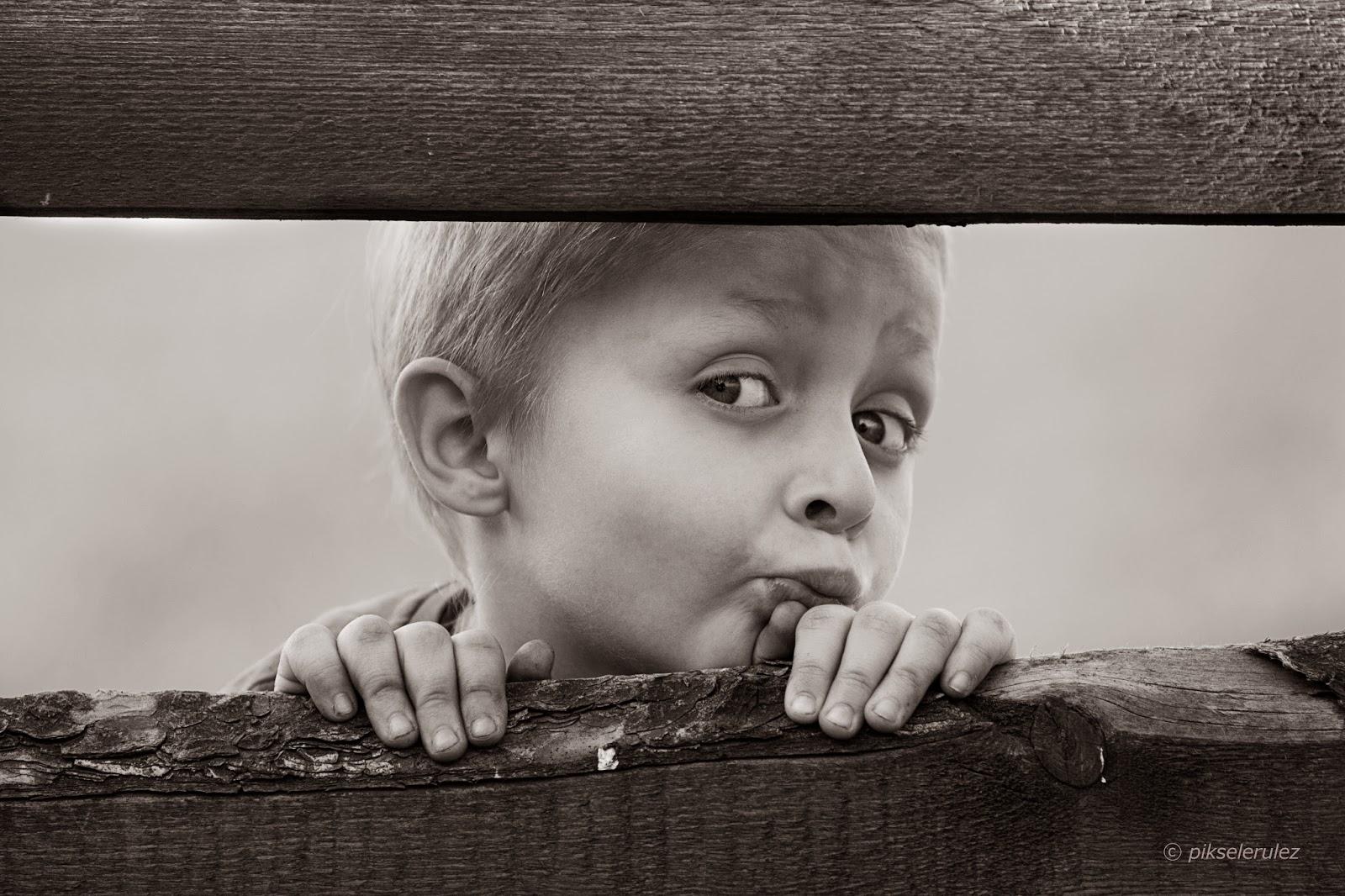 child, dzieci, boy, portraits. blackandwhite, Agata Raszke, portret, czerń i biel,