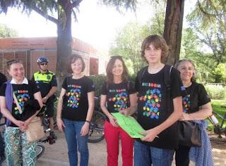 Jaime Sánchez ganador del concurso de camisetas STARS