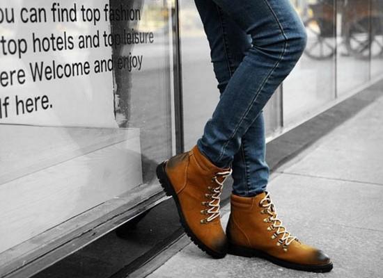 Tips Tampil Keren Dengan Berbagai Atasan Yang Cocok Dipadukan Sepatu Boots