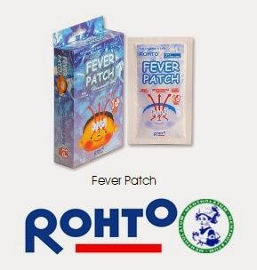Fever Patch Plester Penurun Demam