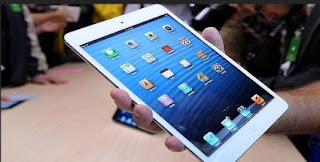 One of top IT companies of the world Apple introduced its iPad Mini in 2012