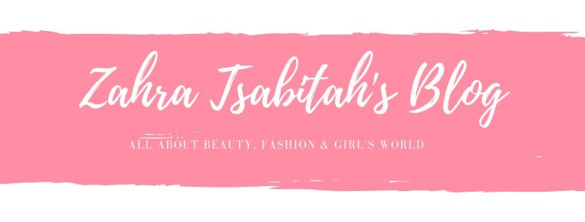 Zahra Tsabitah's Blog