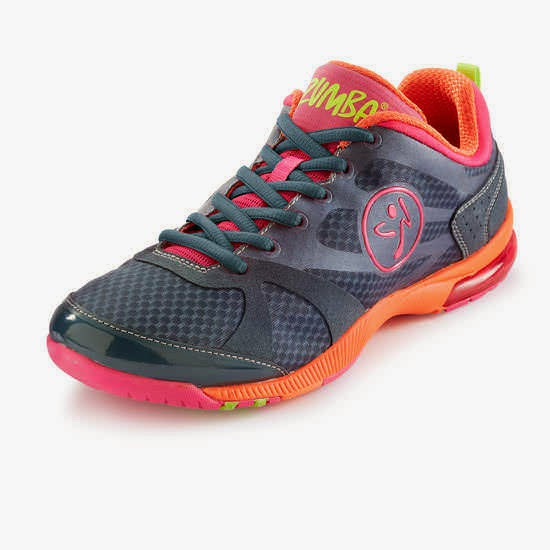 Zumba Impact Max shoe