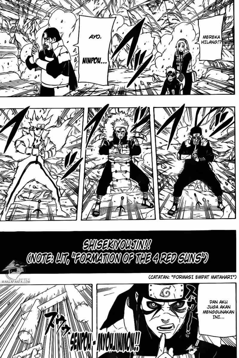 one manga indonesia|Komik Naruto Online Indonesia Chapter 631
