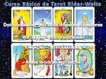 Curso de tarot Rider Waite via Skype