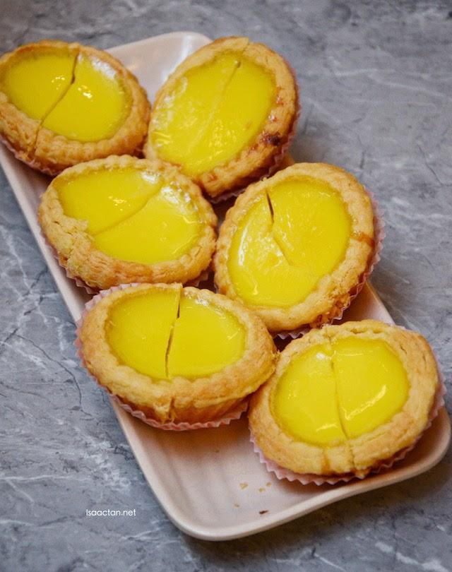 Egg Tart (6pcs) - RM12.60