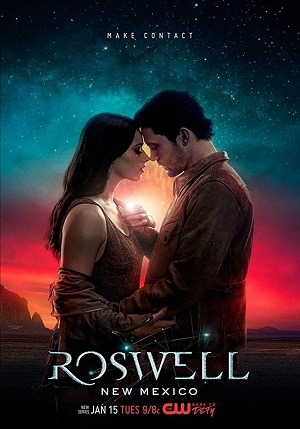 Roswell, New Mexico - Legendada Séries Torrent Download capa