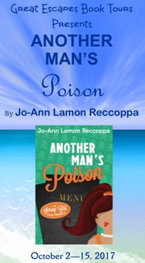 JoAnn Lamon Reccoppa: here 10/15/17