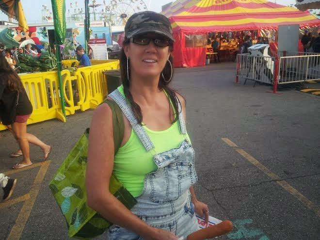 Barbados, Canadian National Exhibition, CNE, corndog, the ex, toronto,