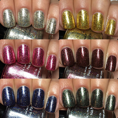 KBShimmer Birthstone Collection