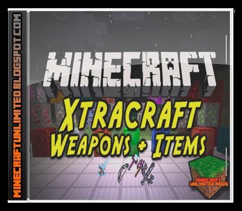 XtraCraft Mod