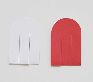 Corazón de papel para San Valentín en Recicla Inventa