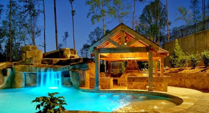 Piscinas lindas y modernas en fotos fotos de piscinas de for Filtro piscina carrefour
