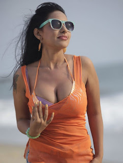 Srilekha Hot boobs grab pics