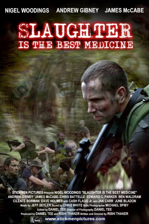 Slaughter Is the Best Medicine (2014) DVDRip