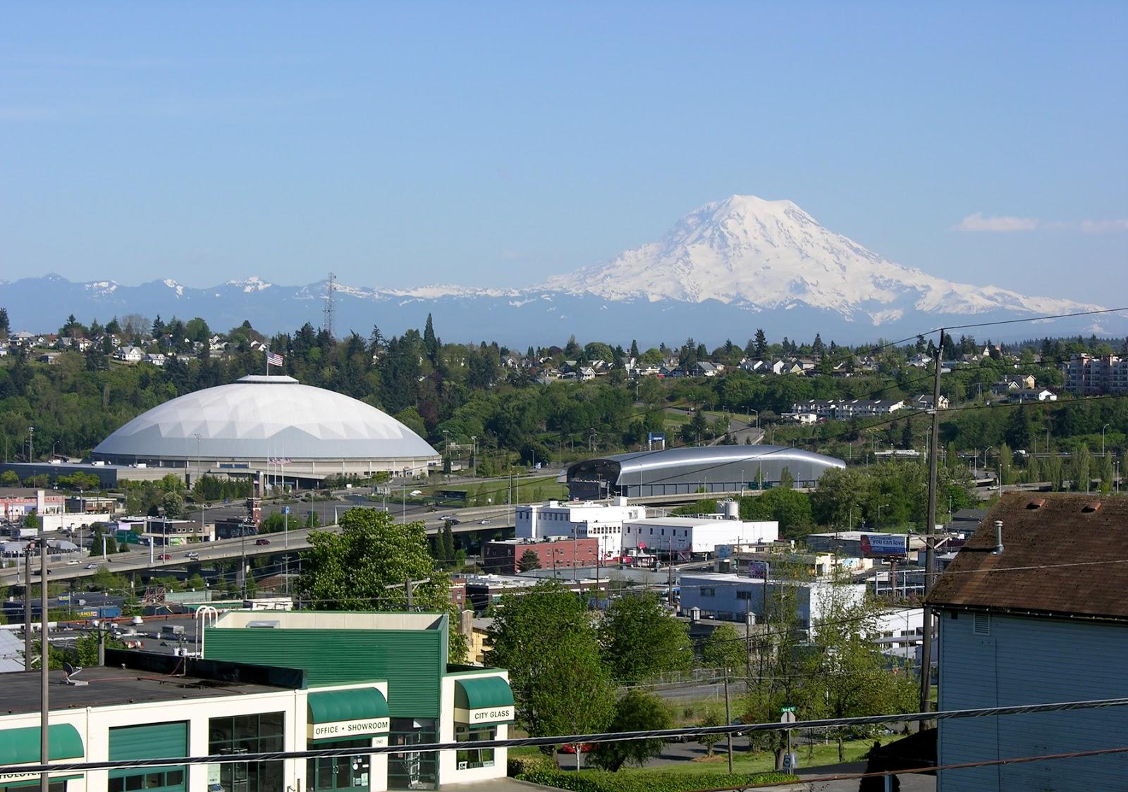 Walking Tacoma