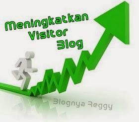 Cara ampuh Meningkatkan pengunjung blog