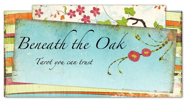 Beneath the Oak Tarot