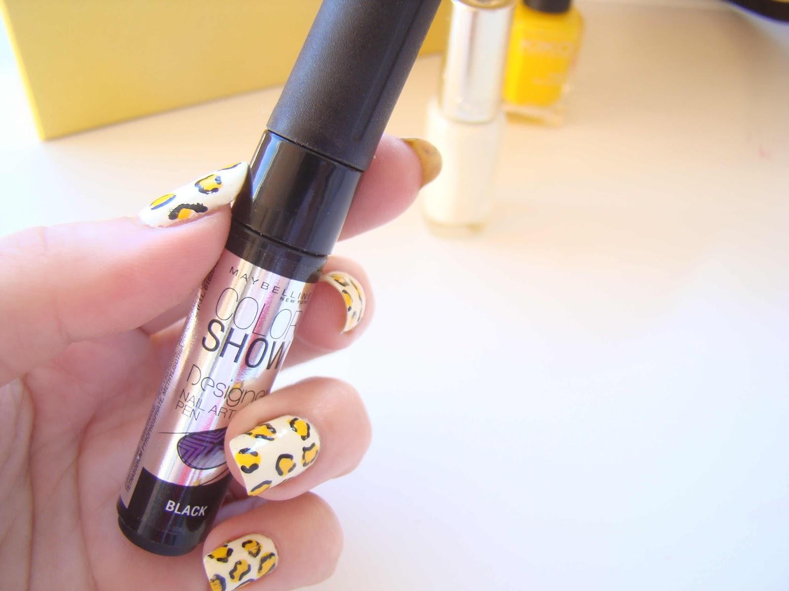 Nail art stylo nail art prinsesfo Choice Image