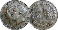 Confederation coins from 1867-1927