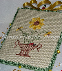 """Sunflower Sewing Set"""