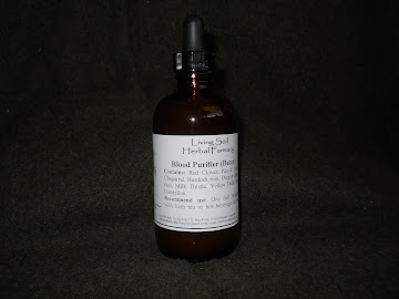 Blood Purifier Tincture (1 oz) $21.99