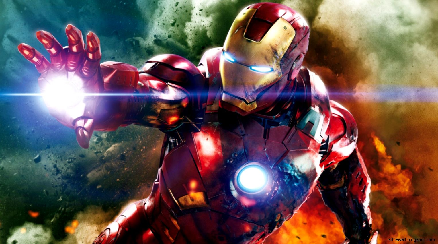 Cool Iron Man 3 HD Wallpapers