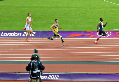 Olympics, London 2012