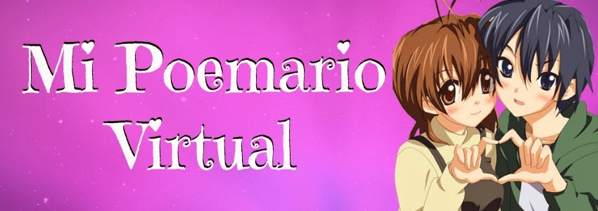 Mi poemario virtual