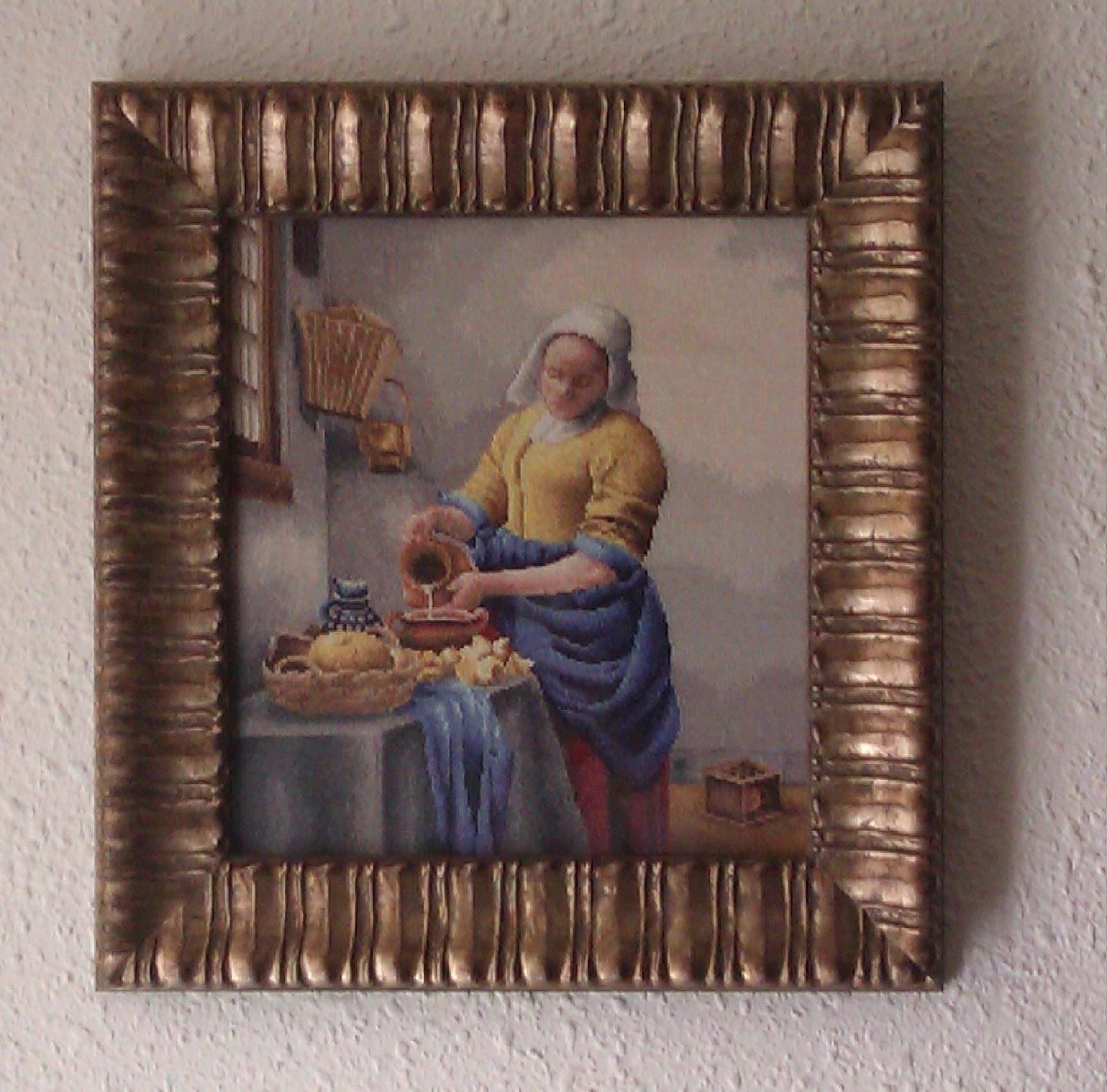 Carmen garc a la lechera de vermeer - La lechera de vermeer ...