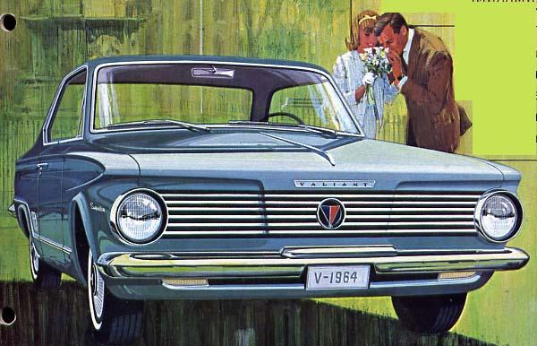 Old Cars Canada 1964 Valiant