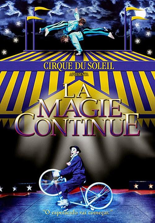 Cirque du Soleil: La Magie Continue (1986)