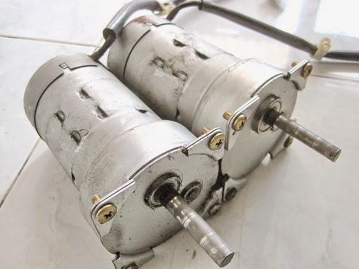 DC, AC Motor Gearhead / gearbox
