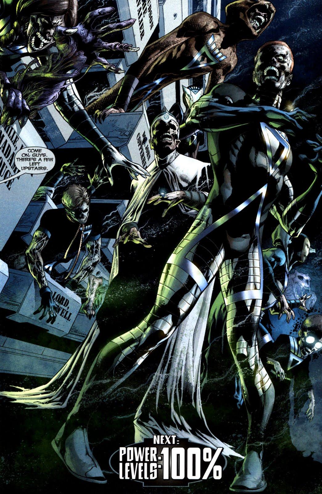 Comicsverse 101 Lanterne Nere E Bianche By Popular Demand