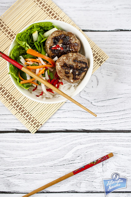 Bun cha potrawy wietnamskie