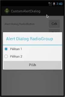 membuat custom alert dialog android