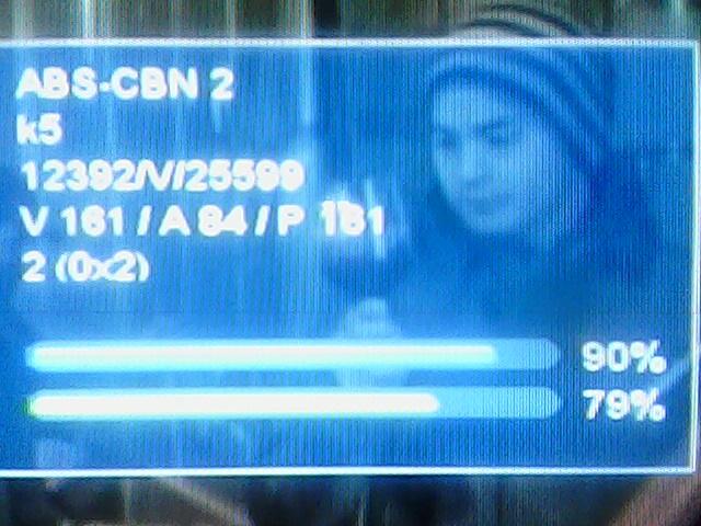 Cara mencari Dream TV chanel impian di satelit Koreasat 5 KU 113.0°E