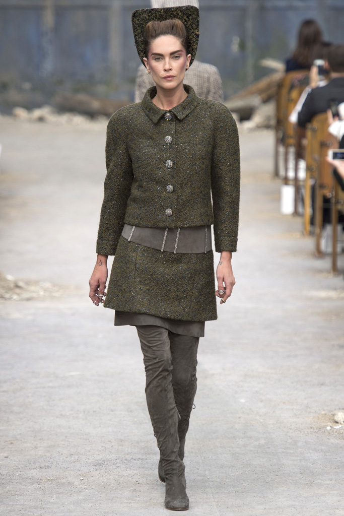 Coleção Chanel Outono/Inverno 2013-2014