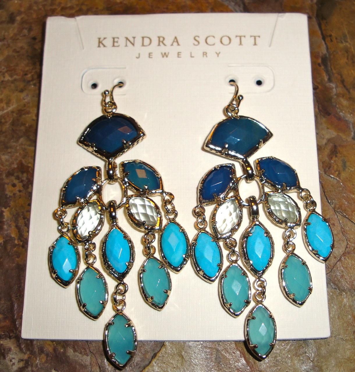 Affordable fashion jewelry for sensitive skin economy of style kendra scott gwen chandelier earrings via bluefly arubaitofo Images