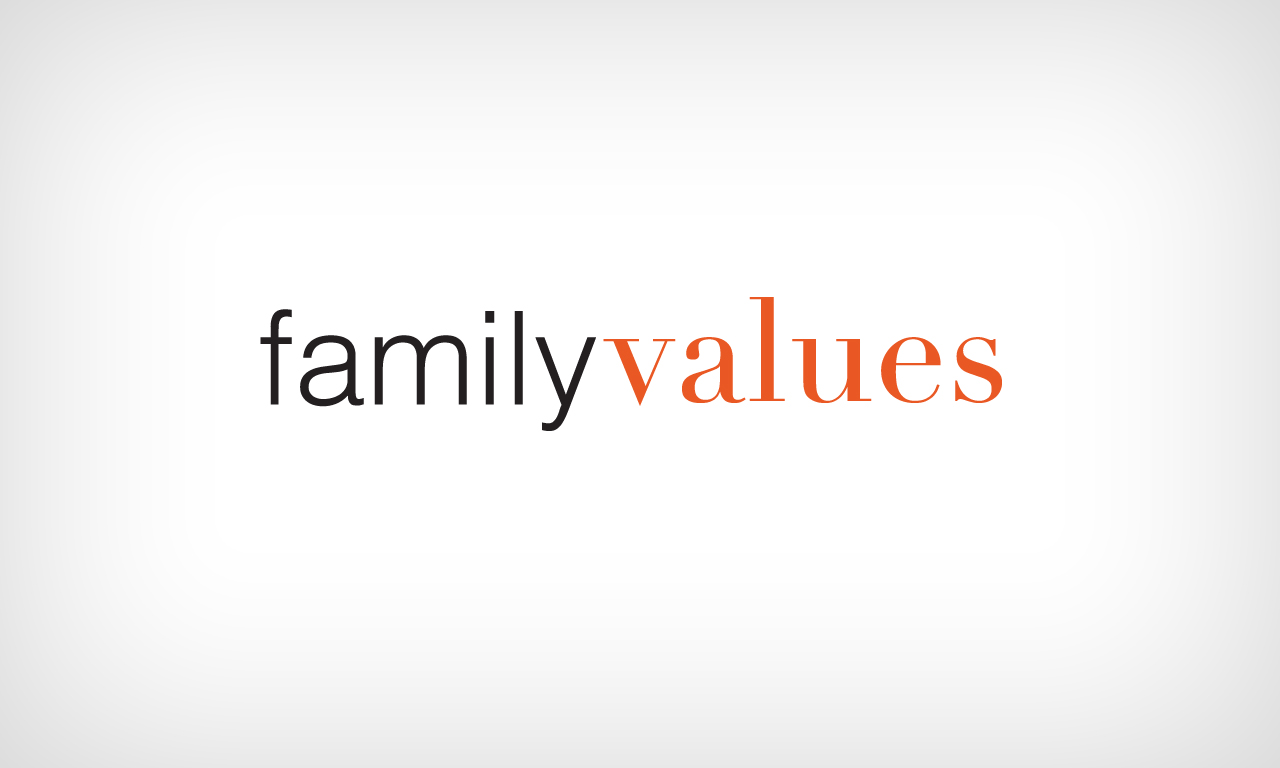 family values With jayson bernard, michelle mueller, jordyn paige bolber, tj mcginty.