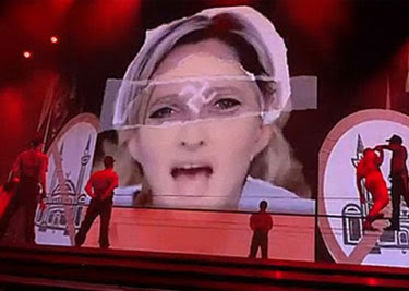 Madonna may face lawsuit in France over Nazi symbol