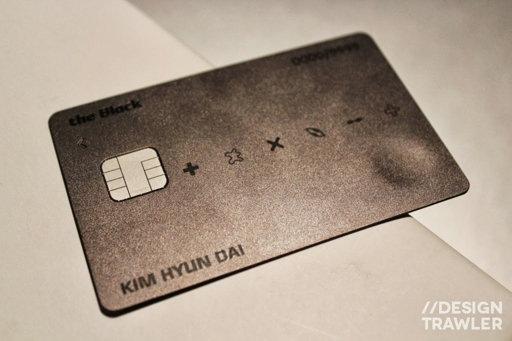 Design Trawler RIP Amex Centurion The Hyundaicard Black – Amex Black Card Invitation