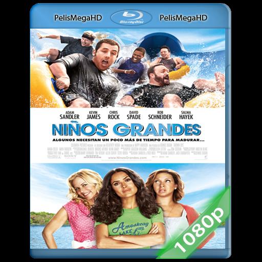 NIÑOS GRANDES (2010) 1080P HD MKV ESPAÑOL LATINO