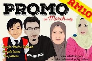 PROMO Vector Potrait RM10