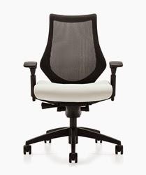 Global Total Office Spree Mesh Chair