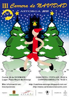 Carrera Navidad Astorga