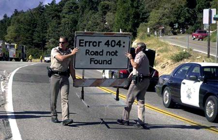 OneClickSEO - Funny 404 Error