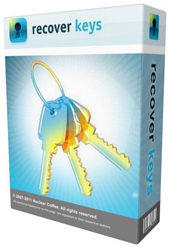 [ ������ ] : ������ ������� ������ ������� Recover Keys 5.0