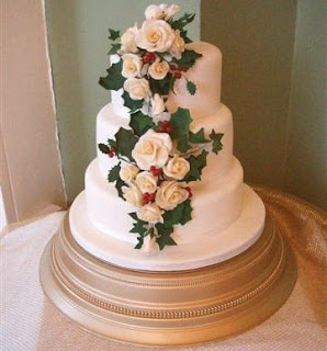 Wedding Cake For You: Simple Wedding Cakes Design