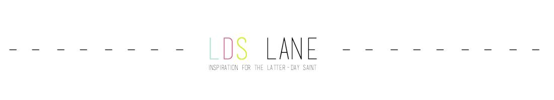 LDS Lane